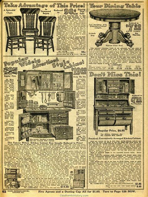 Sears Kitchen Furniture by Kitchen Furniture Households And Catalog On