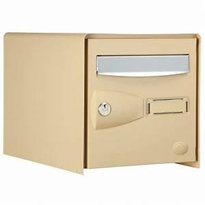Boites Aux Lettres Double Porte : bo te aux lettres probox ext rieure en acier 2 portes ~ Edinachiropracticcenter.com Idées de Décoration