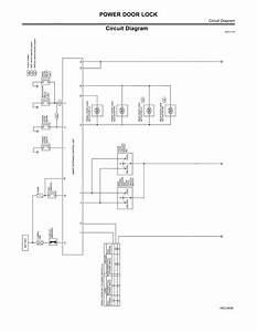 Toyota Camry Power Door Lock Wiring Diagram