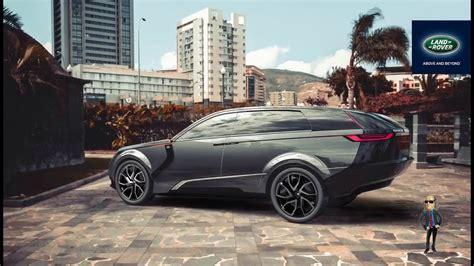 New Range Rover Concept Facelift 2017