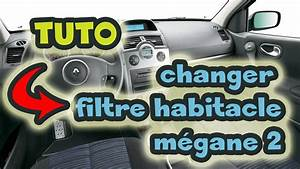 Fusibles Scenic 2 Habitacle : tuto changer filtre habitacle m gane 2 how to change the cabin air filter youtube ~ Medecine-chirurgie-esthetiques.com Avis de Voitures