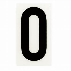 sandleford 60 x 35mm o white self adhesive letter With white adhesive letters