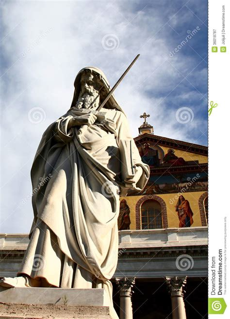 libreria san paolo roma orari the statue of paul in front of cathedral s paul