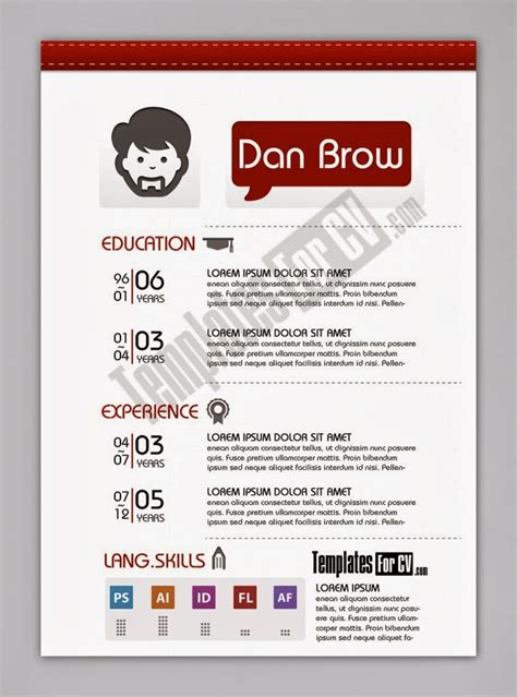 resume for graphic designers contoh cv format word free download template cv kreatif 30