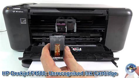 Printer and scanner software download. DESKJET F4580 DRIVERS
