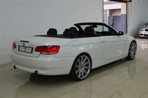 2009 Bmw 335i Convertible by 2009 Bmw 3 Series 335i Convertible M Sport Steptronic
