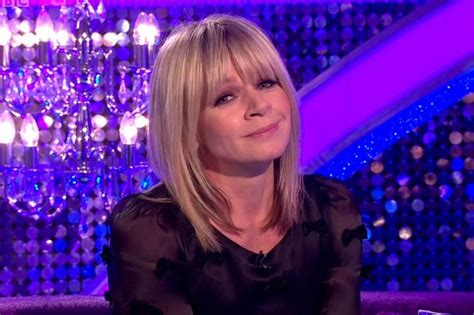 After drunken kiss Zoe Ball says Norman Cook's grave would ...