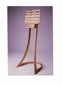 DIY Wood Music Stands Plans Free