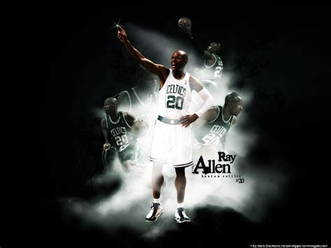 celebrity ray allen basketball player
