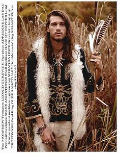 Zebedee Row Goes Bohemian for SPOOK Fashion Editorial ...