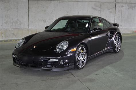 Used 2007 Porsche 911 Turbo For Sale