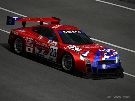 Nissan Gtr Race Car by Nissan Gt R Concept Lm Race Car Gtworld