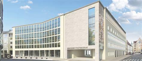 Umbau Des Münchner Stadtmuseums  Das Offizielle