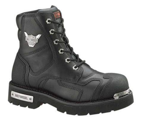 harley boots harley davidson men 39 s stealth motorcycle boots patch lace