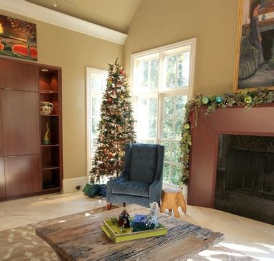 holiday christmas interior decorating services