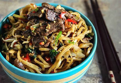 beef yakisoba sandras easy cooking asian inspired recipes