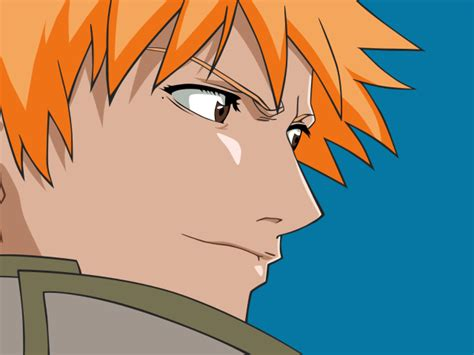 Anime Orange Wallpaper - anime character with orange hair wallpapers and images