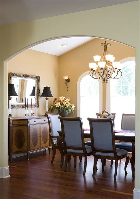 seattle beautiful paint color dining room mediterranean with sconce transitional table ls