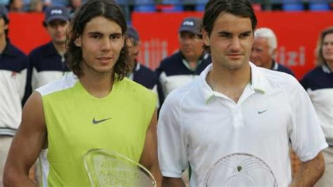 Roger Federer vs Rafael Nadal: Top Five matches of the ...
