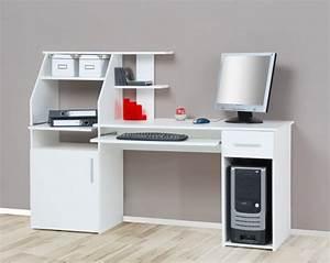 Design Pc Tisch : computertisch schreibtisch pc tisch m bel ~ Frokenaadalensverden.com Haus und Dekorationen