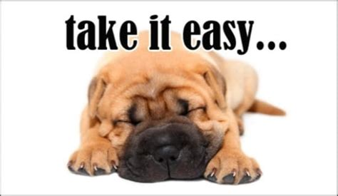 Free Take It Easy Ecard  Email Free Personalized Friends