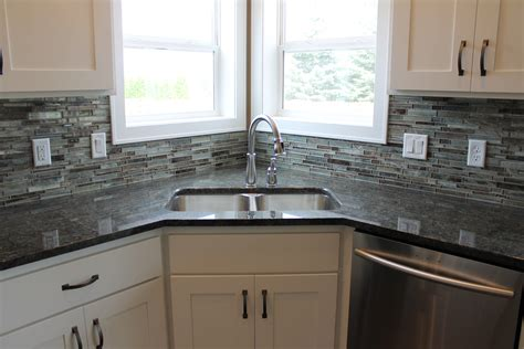 corner sink kitchen the meyer s two story custom build a vision two years in 2617