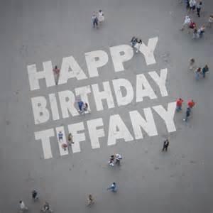 Happy Birthday Tiffany Li