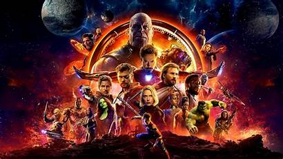 Avengers Marvel Infinity War Wallpapers Backgrounds Movies