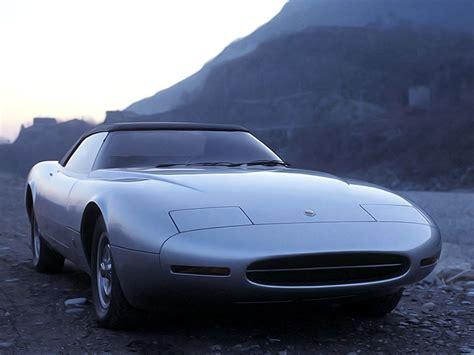 jaguar xj spider concept   concept cars