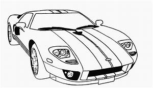 Race Car Coloring Page Coloring Page U0026 Book For Kids