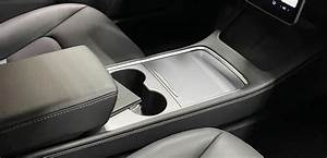 First look at Tesla's new center console in 2021 Model 3 refresh - Electrek