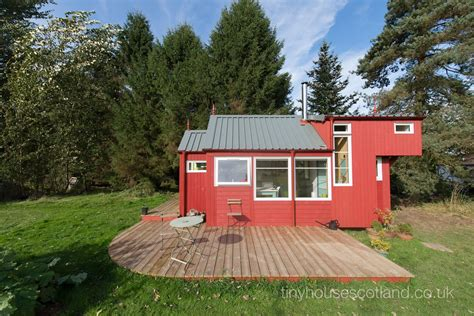 Tiny Häuser Bilder by Tiny House Town The Nesthouse From Tiny House Scotland