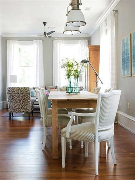 Decorate A Small Dining Room - small dining room designs interior design