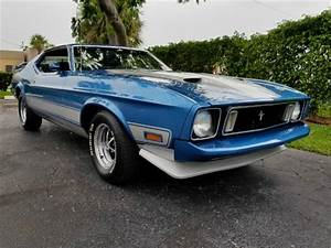 1973 Ford Mustang Mach 1 for Sale | ClassicCars.com | CC-1037150