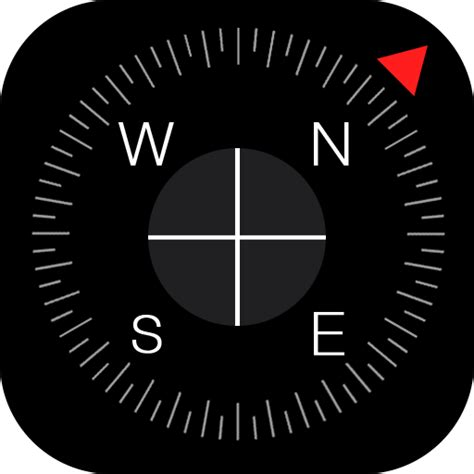compass app for android 13 ios 7 compass icon images iphone compass app icon
