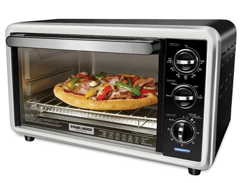 Countertop Baking Oven by Black Decker To1216b Convection Countertop Oven With 60