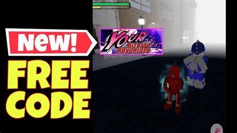 Heaven update ruined yba.rant (self.yourbizarreadventure). YBA *NEW* FREE CODE YOUR BIZARRE ADVENTURE gives FREE Rokakaka + FREE Mysterious Arrow   ROBLOX ...
