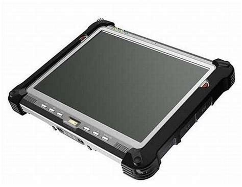 Rugged Mobile With Fully Touch Screen