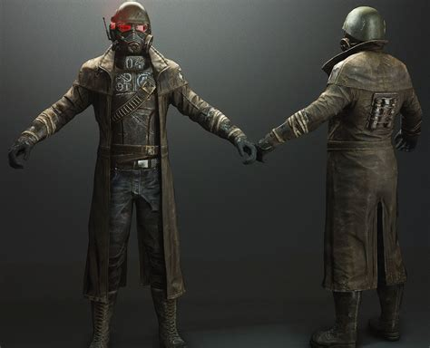 Ncr Ranger Veteran Armor At Fallout 4 Nexus Mods And