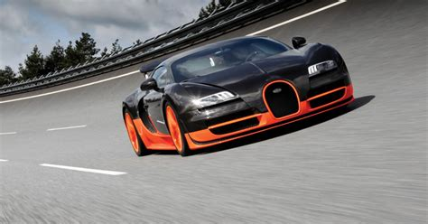Bugatti Veyron Super Sport Regains Top Speed Crown