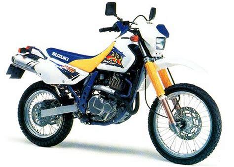 2001 Suzuki Dr650 by Suzuki Dr 650 Se 2001 Galerie Moto Motoplanete