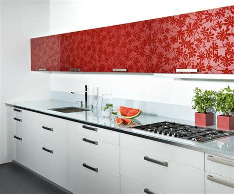 cuisine darty avec une déco florale et féminine photo 17