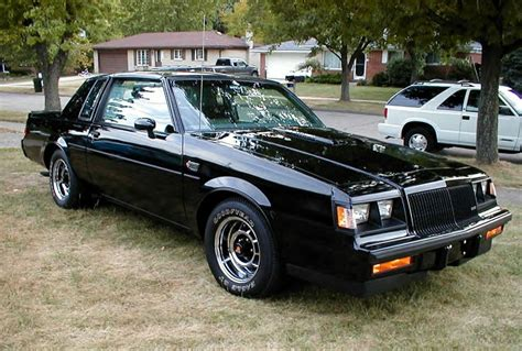 1987 Buick Grand National   Pictures   CarGurus