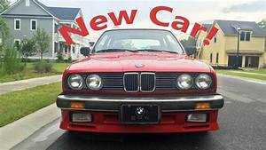 The E30 Journey - Picking Up My 1986 Bmw E30 325es