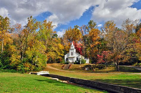 That Old Country Church Photograph By Donnie Smith