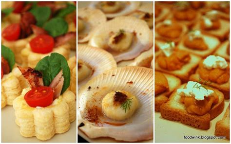 easiest canapes foodwink easy peasy canapés