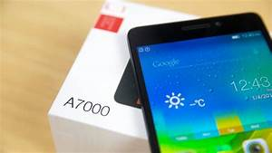 Lenovo A7000 - Unboxing  U0026 Hands On