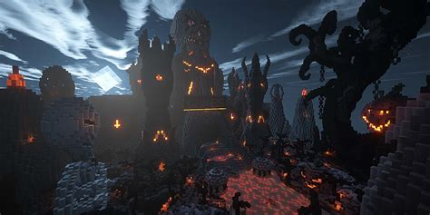 minecraft maps  play  halloween minecraft