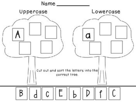 Great Activity To Reinforce Upper And Lowercase Letter Recognition This Product Comes With One