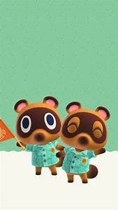 Animal Crossing New Horizons Timmy And Tommy Wallpaper